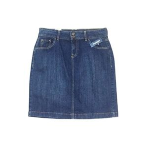 NWT Old Navy Denim Skirt Size 8